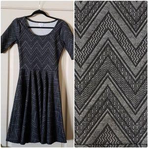 Nicole lularoe dress size S EUC